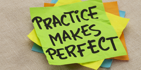 practices makes perfect